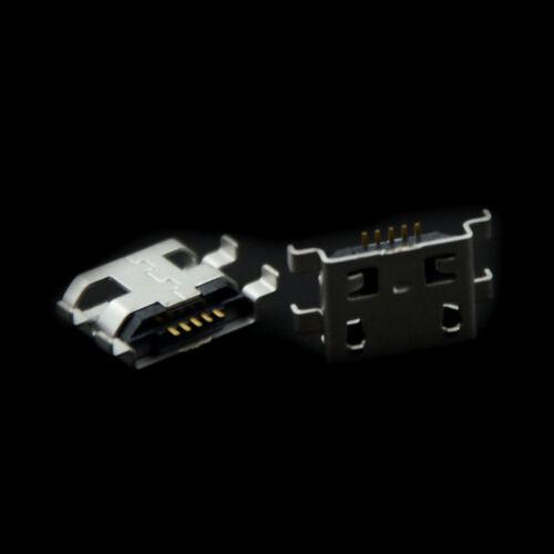 20 stücke Micro USB 5pin B Typ Buchse Jack Ladebuchse Sa