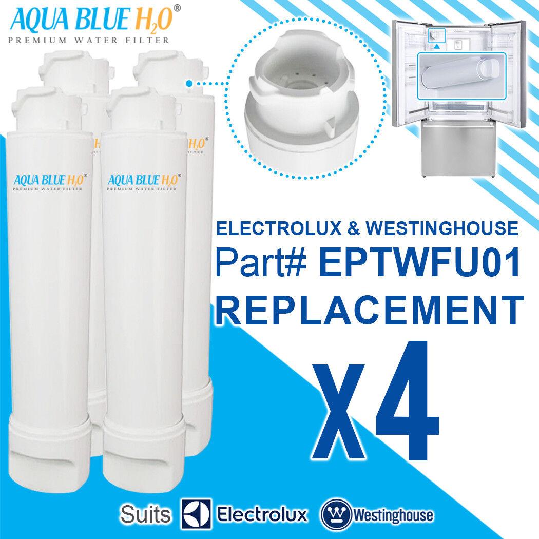4X ELECTROLUX ELECTROLUX ELECTROLUX WESTINGHOUSE 807946705   EPTWFU01 Replacement 8c53b2