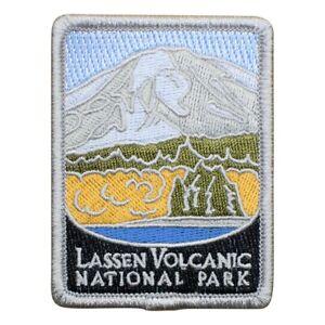 Lassen-Volcanic-National-Park-Patch-Cascade-Range-California-3-034-Iron-on