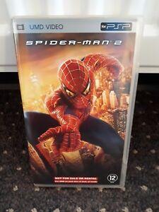 # Nintendo Sony PSP/Spider-Man 2 Sony PSP UMD vídeo película