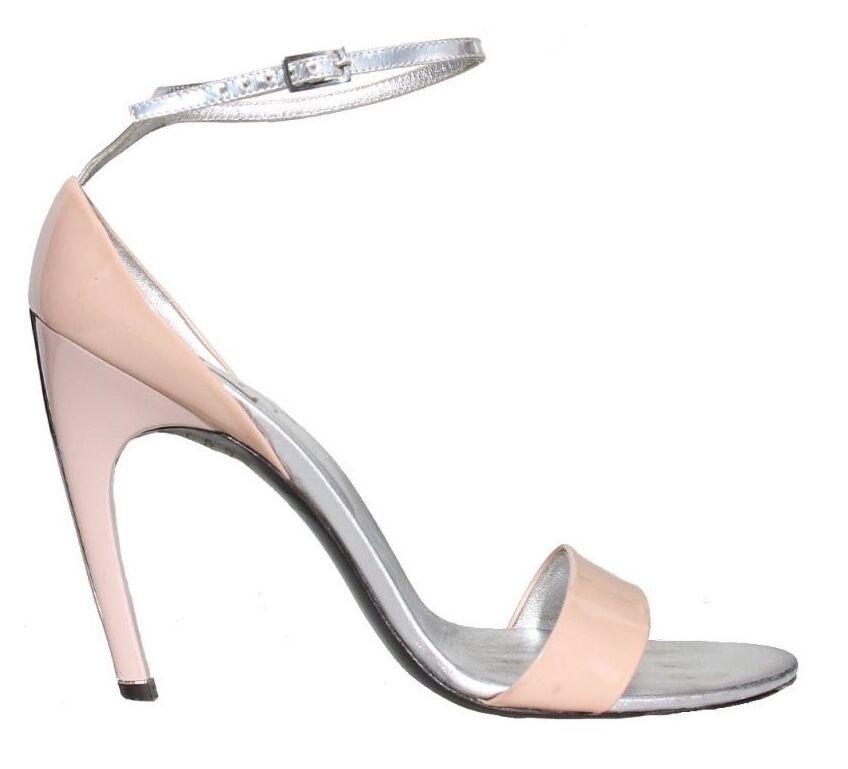 ROGER VIVIER Nude Open Toe Sandalo Sandalo 39) Sandalo (SIZE 39) Sandalo 3947fb   e7acc8