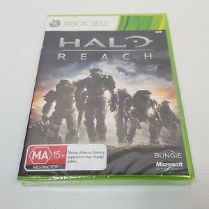 HALO Reach (Microsoft XBOX 360) PAL Video Game NEW + SEALED