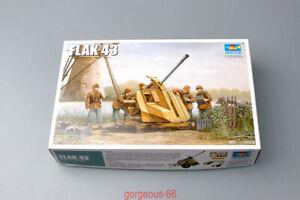 Trumpeter-1-35-02311-German-Flak-43