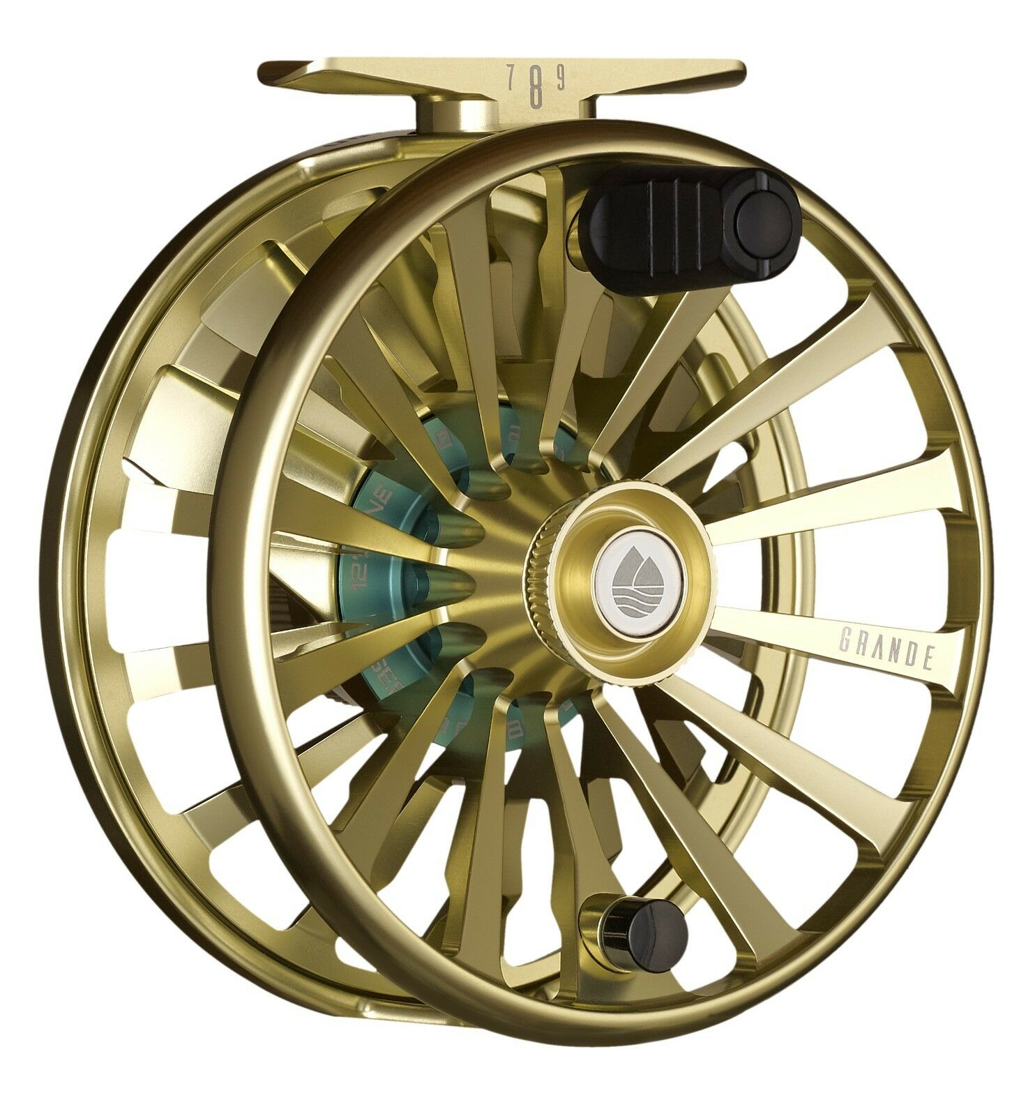 Redington Grande Fly Reel - Size 5 6 7, color  Champagne - New  shop now