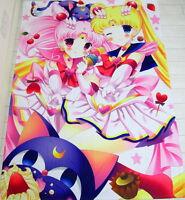 Sailor moon Anime Manga Gardine Vorhang H;200 B;150cm Neu