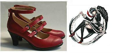 Danganronpa Dangan Ronpa Gandamu Tanaka Cosplay Costume Boots Boot Shoes Shoe UK