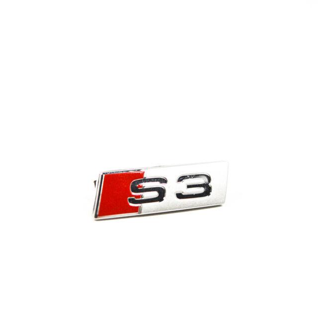 Volante Audi A3 8V S3 S-Line insignia con el logotipo 8V0419685 Genuino Nuevo