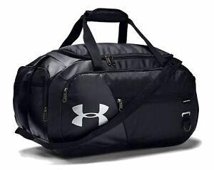 Under-Armour-Sport-Fitness-Tasche-UA-Undeniable-Duffel-4-0-Kleine-Duffel-schwarz