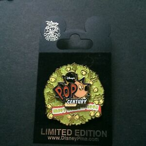 WDW-Resort-Holiday-Series-2006-Pop-Century-Mickey-Mouse-LE-750-Disney-Pin-51377