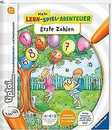 tiptoi-Mein-Lern-Spiel-Abenteuer-tiptoi-Erste-Zahlen-Buch-Zustand-gut