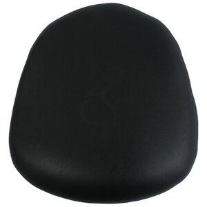 Motorcycle-Rear-Pillion-Passenger-Seat-For-Suzuki-Hayabusa-GSX1300R-08-17-Black