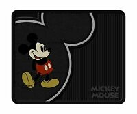 Vintage Mickey Mouse Style Molded Utility Mat- 14 Free Shipping