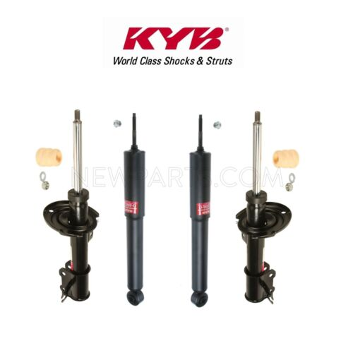 For Saab 9-3 2003-2011 Rear Shock Absorbers /& Front Struts KIT KYB Excel-G