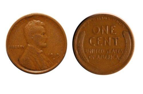 Fine 1919-S  Lincoln Cent