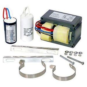 100 watt pulse start metal halide ballast kit 4 tap. Black Bedroom Furniture Sets. Home Design Ideas