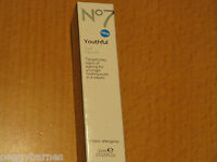 No7 YOUTHFUL EYE SERUM NEW/BOXED 15ml