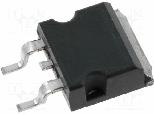 Transistor N-MOSFET 80A 55V 300W unipolar  D2PAK STB80NF55L-06T4 N-Kanal-Transi