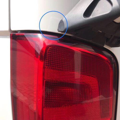 Schutzfolie Fahrradträger Heckträger VW T5 Bus Bulli T5.1 T5.2 von 2003-2015