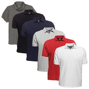check out fc349 8b9f2 Details zu Herren Poloshirt XXL Polo Shirt kurzarm Polohemd Hemd Baumwolle  Pique Übergröße