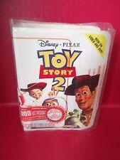 New McDonalds Happy meal Toy Disney Toy Story Showcase Jessie Box Banged Up 2000