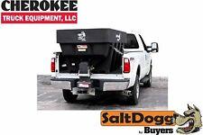 Saltdoggbuyers Products Shpe2000x Bulk Salt 5050 Saltsand Mix Spreader Black