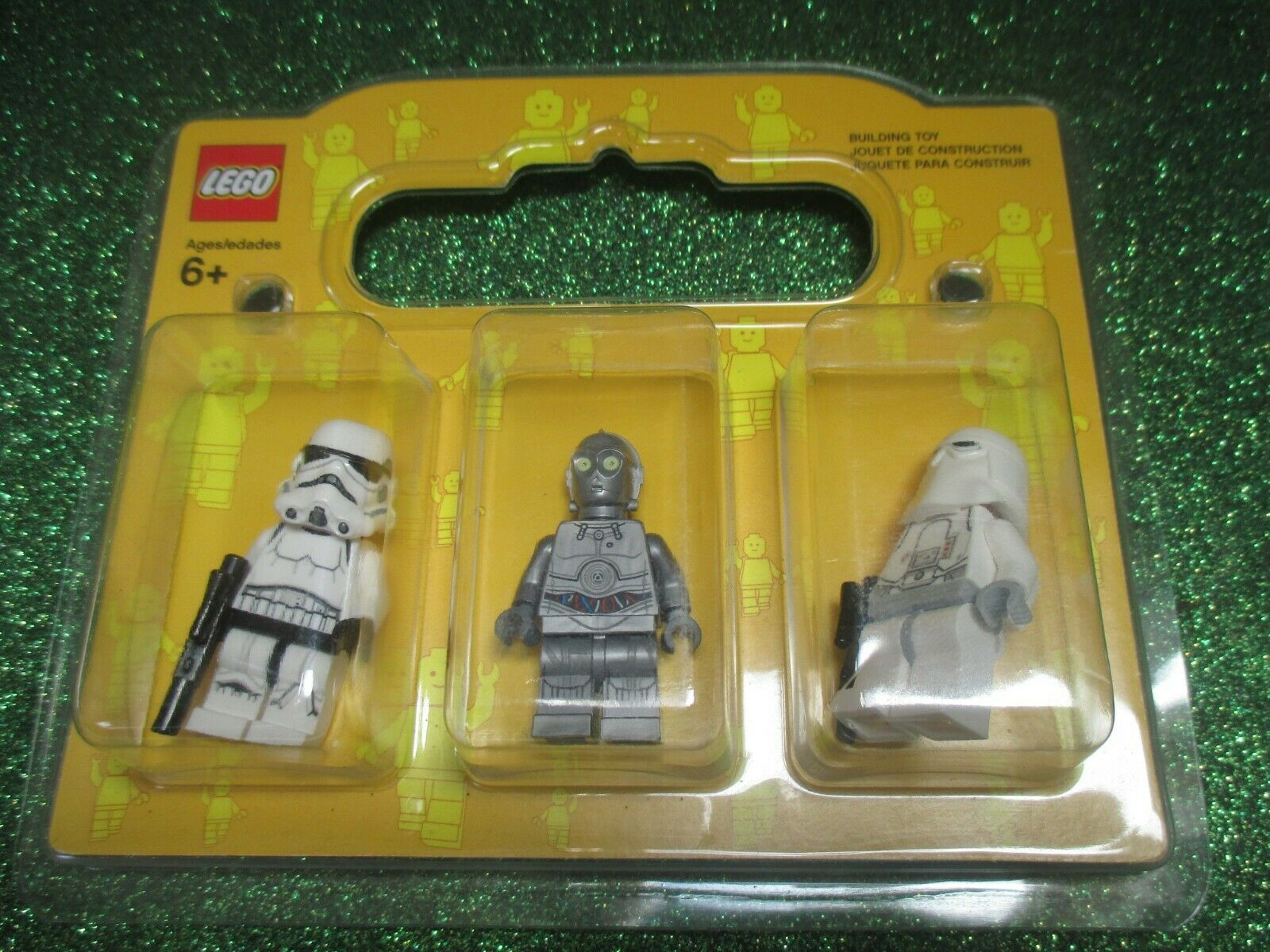 Rare Exclusive  Boxed Lego Star Wars Figures Minifigures sealed nouveau C3PO troopers  sortie de marque