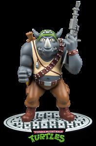 Ikon Collectibles Teenage Mutant Ninja Turtles Tmnt Rockstea 30.5cm Estatua