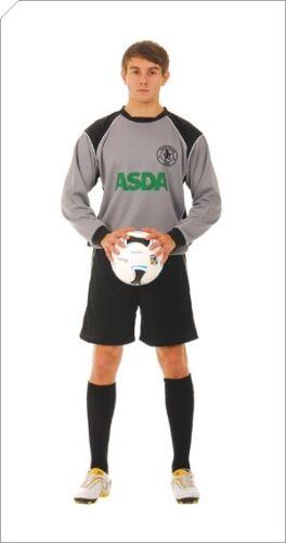 Details about  /* Football Kit *16 PEICE KIT royal//white Size 26-28 XS JUNIOR