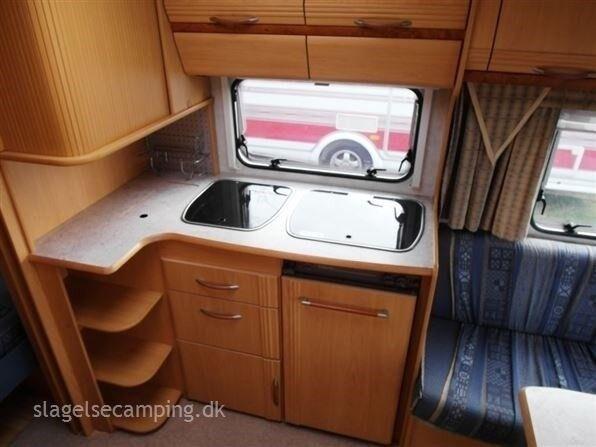 Wilk De Luxe 511 HTD, 2000, kg egenvægt 1125