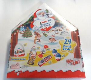 Calendario Avvento Kinder Prezzo.Dettagli Su Kinder Calendario Avvento 2017 Casetta Natale Sorpresa Cioccolata Regali 2906162