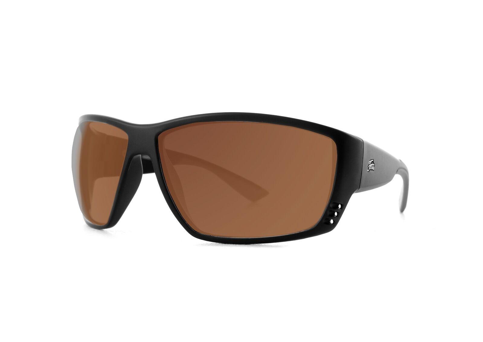 Fortis Fortis Fortis Vista 247 Sunglasses with braun Polarised Lens (VA001) 02c175
