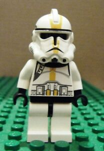 LEGO Star Wars sw0128a Star Corps Trooper minifigure