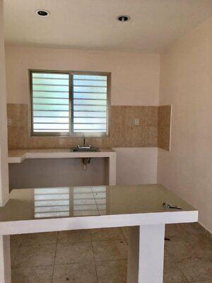 Rento casa 2 rec. en Priv. La Vista Campeche
