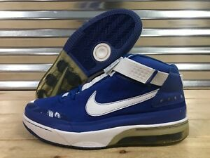 Image is loading Nike-Shox-Spotlight-Retro-Shoes-Varsity-Royal-Blue- 37b7f278c