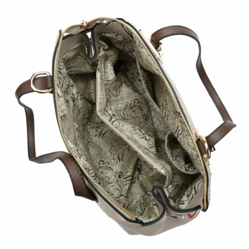 Faux Leather Embroided Ladies Hand Bag,Shoulder Bag Trendy /& Premium Quality
