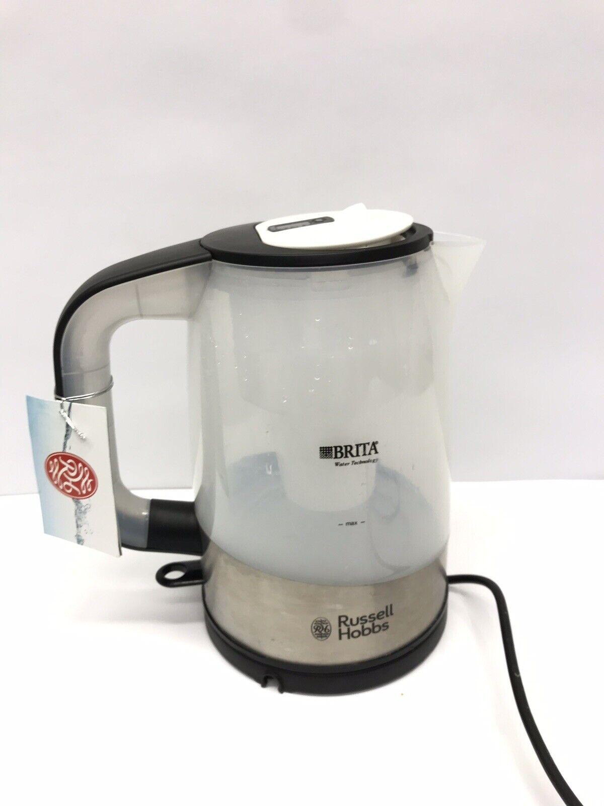 RUSSELL HOBBS Wasserkocher 22850-70 PURITY 1.5l inkl Brita Wasserfilter