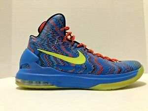 new styles 104f2 f2876 Image is loading Nike-KD-V-5-Christmas-Kevin-Durant-Hyper-