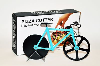Bicycle Road Bike Pizza Cutter - FREE UK SHIPPING!! New Colours Added!!