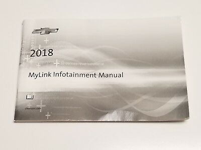 2018 chevy equinox owners manual pdf