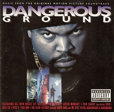 DANGEROUS GROUND - MUSIC FROM THE ORIGINAL MOTION PICTURE SOUNDTRACK / CD
