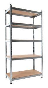 werkstatt regal lager regal steckregal schwerlastregal. Black Bedroom Furniture Sets. Home Design Ideas
