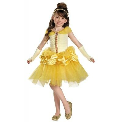 Disguise Costumes Disney Princess Beauty and The Beast Belle Sparkle Shoes One Size Child