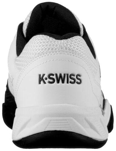 K-Swiss Bigshot Light 3 Men All Court white-black