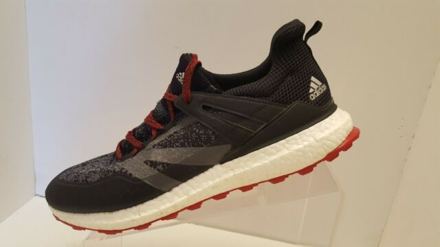 Adidas Crossknit Boost Golf Shoes Db1419 Blue White Red Usa Limited Men S For Sale Online Ebay