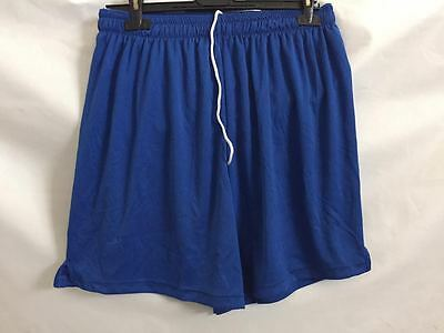 Cordiale Pantaloncini Royal Azzurro Calcio Uomo Blu Taglia Xl P.ar