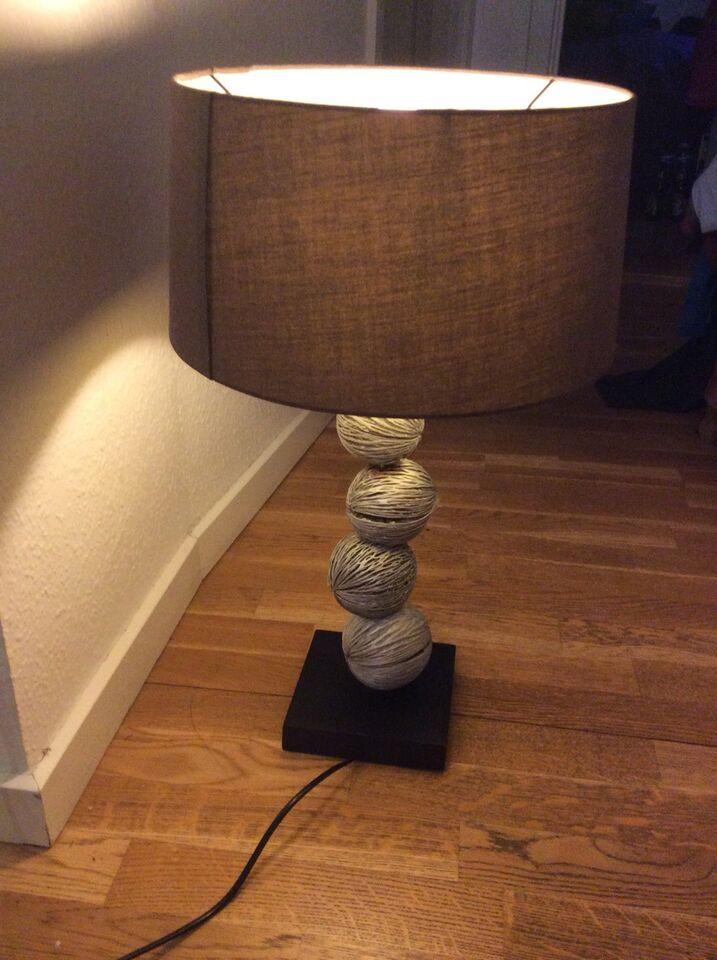 Anden bordlampe, ?