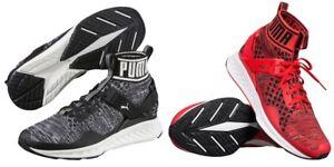 Puma-Ignite-evoknit-Chaussure-tendance-Running-Chaussettes-Sneaker-Chaussures-Nouveau-neuf-dans-sa