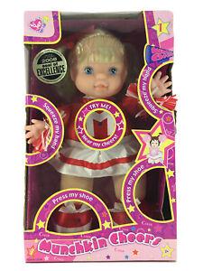 Munchkin-Cheers-Cheerleader-Talking-Doll-Lovee-Doll-Style-20241-NIB-RARE-2008