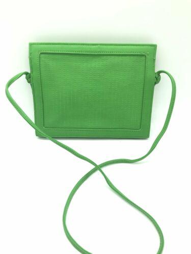 Vintage Mod Lime Green Shoulder Bag