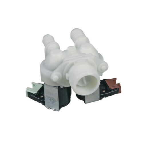 Magnetventil Zulaufventil 2 fach Waschmaschine wie Electrolux AEG 132518611